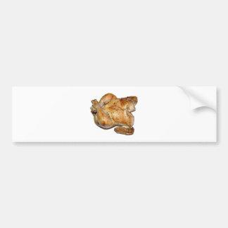 Whole Roast Chicken Bumper Sticker