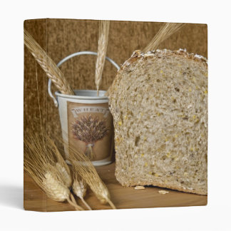 Whole Wheat 3 Ring Binder