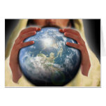 Whole World in His Hands Cards