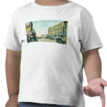 Wholesale District Scene on Los Angeles Street Shirts
