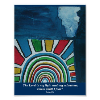 WHOM SHALL I FEAR POSTER