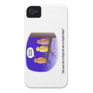 Whom! Whom! iPhone 4 Case