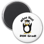 whoo hoo  2011 Grad Fridge Magnets
