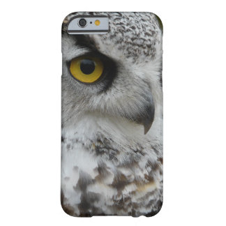 Whoo is watching you Owl Eye Photo Barely There iPhone 6 Case