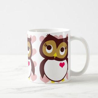 Whoo Loves You Mug