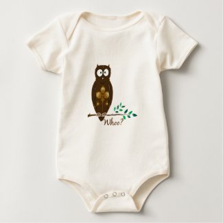 Whoo? Owl shirt
