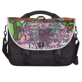 Whoo Says You Can't Be Brave? Commuter Bags