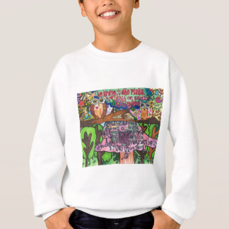 Whoo Says You Can't Be Brave? Sweatshirt