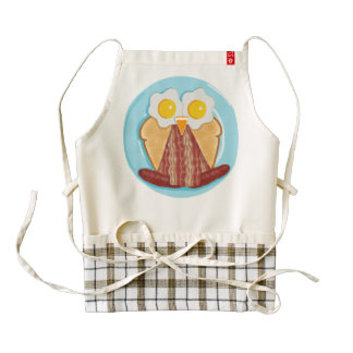 Whoo Wants Breakfast? Owl Apron