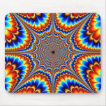 Whooboy - Fractal Mouse Pad