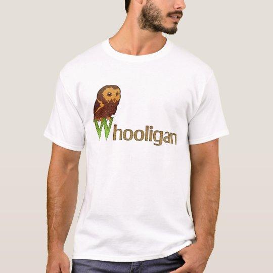 Whooligan Owl T-Shirt