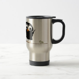 WhooNEW Scoots Coffee Mug