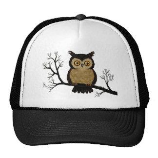 Whooo You Lookin' At? Trucker Hat