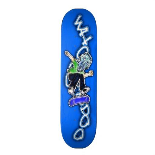 Whooodoo Skateboard