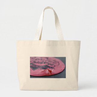 Whoopee Cushion Large Tote Bag