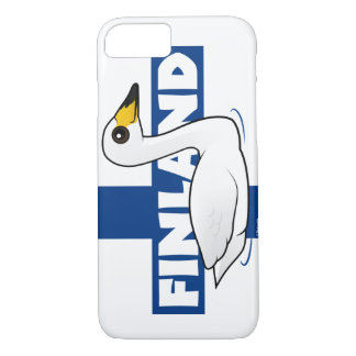 Whooper Swan of Finland iPhone 7 Case