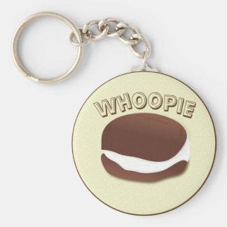 whoopie keychain