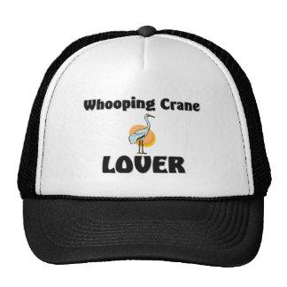 Whooping Crane Lover Trucker Hat