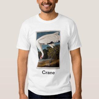 whooping Crane T Shirt