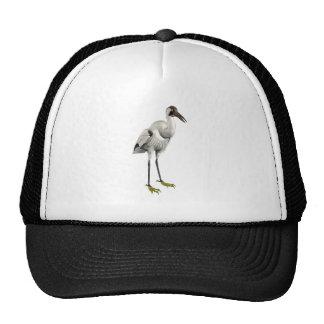 Whooping Crane Trucker Hat