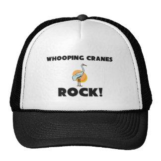 Whooping Cranes Rock Trucker Hat