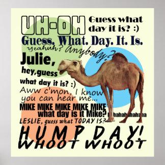 ¡Whoot Whoot! Día de chepa Posters
