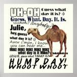 ¡Whoot Whoot! Día de chepa Poster