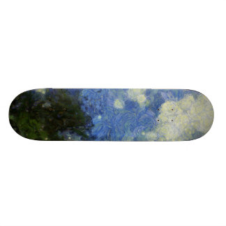 Whorls of the sky skateboard deck