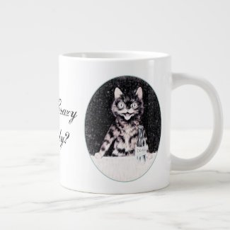 Who's a Crazy Cat Lady? 20oz Mug