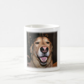 Who's a good boy? coffee mug