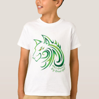 Who's Afraid of the Big Dread Wolf T-Shirt