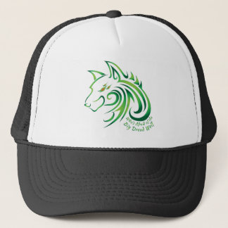 Who's Afraid of the Big Dread Wolf Trucker Hat