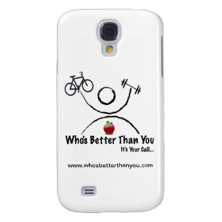 Who's Better Than You iPhone 3 Hard Case