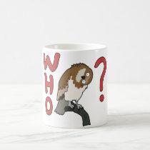 Who's Coffee Mug? Coffee Mug