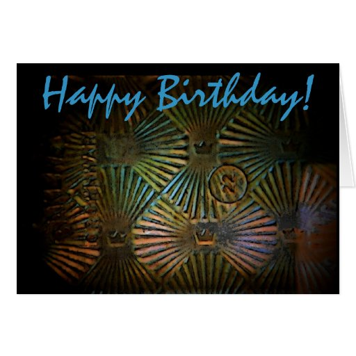 Who's Counting Birthdays? Card