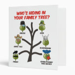 Who's Hiding In Your Family Tree 3 Ring Binders