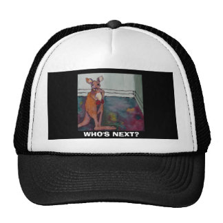 WHO'S NEXT? Hat
