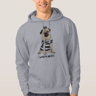Who's Next? Oppose BSL! Hoodie