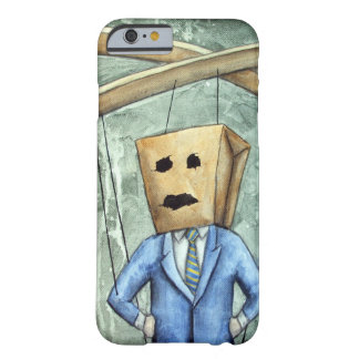 """Who's Pulling YOUR Strings?"" iPhone 6 case"