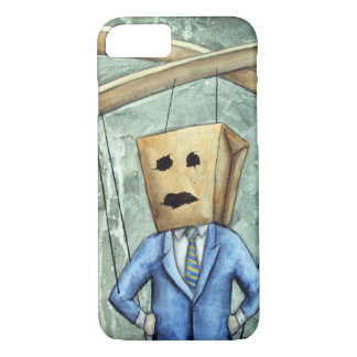 """""""Who's Pulling YOUR Strings?"""" iPhone 7 case"""
