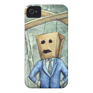 """Who's Pulling YOUR Strings?"" iPhone case iPhone 4 Cases"
