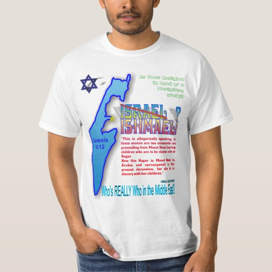 Who's Really Who in the Middle East T-Shirt