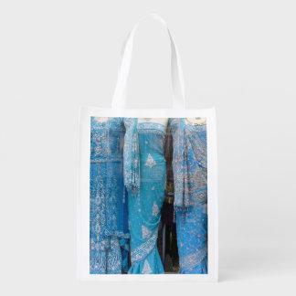 Who's Sari Now? Reusable Grocery Bag