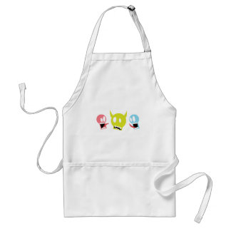 Who's Scared? Adult Apron