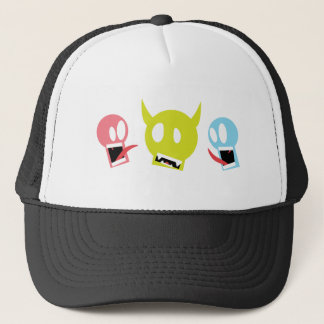 Who's Scared? Trucker Hat