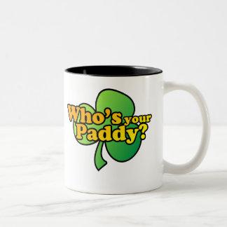 Whos su taza $17,95 del arroz