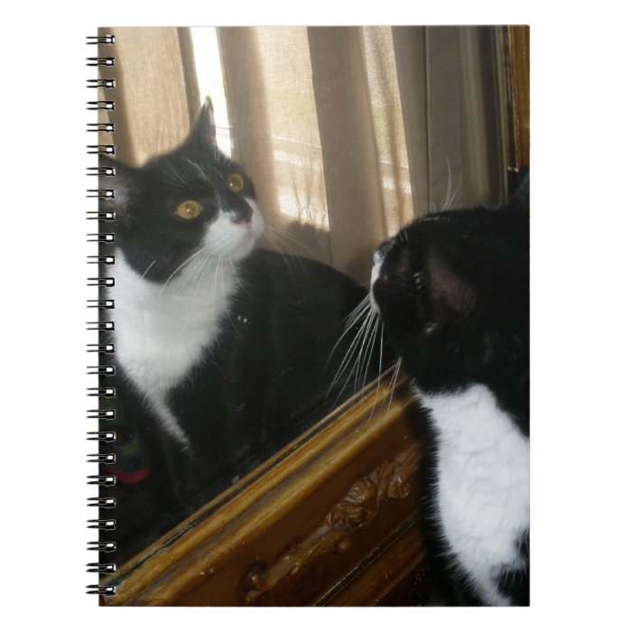 Who's That Handsome Guy? Notebook