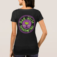 Who's the Drunkest - Bad Girls Drinking Club T-Shirt