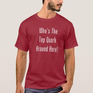 Who's The Top Quark Around Here?