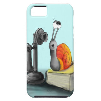 Who's There? iPhone SE/5/5s Case